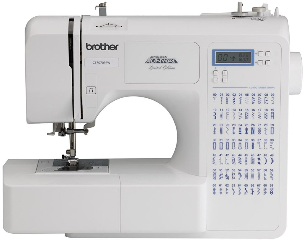 12 Best Things About Project Runway's Brother Sewing Machine